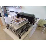 Impressora De Camiseta L1300, Para Tecidos Claros