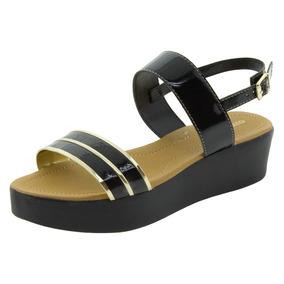 3fd81c40a7 Sandalia Ana Bela Botero Masculino Azaleia - Sapatos no Mercado ...