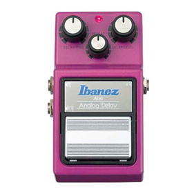 Pedal Guitarra Ibanez Analog Delay Ad 9