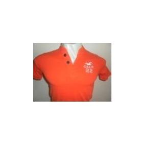 Camiseta Hollister Polo Masculina 100% Original Em Gg Ou Xl