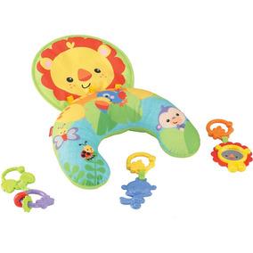 Brinquedo Para Bebe Nbt Leãozinho Divertido Fisher Price