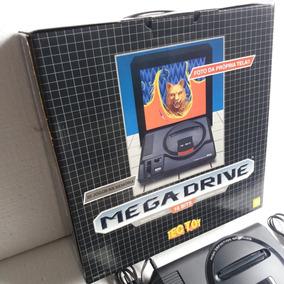 Novo Mega Drive Com Jogos Na Memória, Cartão Sd
