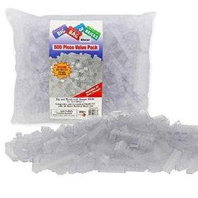 Ladrillos De Construcción - 500 Pc Big Bag De Ladrillos A