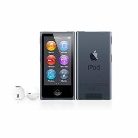 Ipod Nano 7ma Generacion Rosado Y Negro