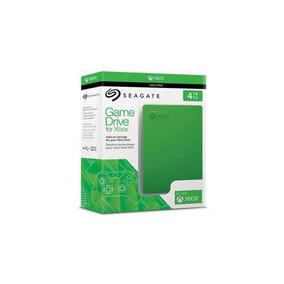 Hd Externo Seagate Xbox Edition Game Drive 4tb P/ Xbox One