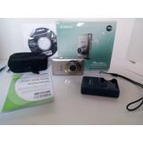 Camara Digital Canon Como Nuevo C Accesorios 12.1mpx 4x Zoon