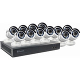 Camaras De Vigilancias - Swann 16-channel, 12-camera