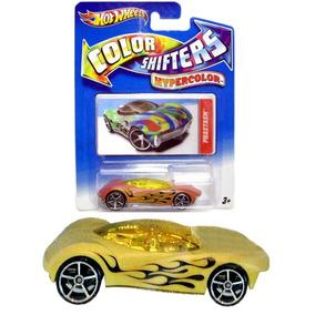Hot Wheels Color Shifter Auto Phastasm Cambia Color
