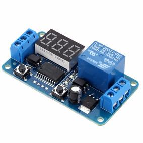 Modulo Temporizador Digital Timer Delay Relay Yyc-3 Cdmex