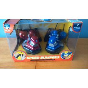 Carritos Chocones Speed Bumpers