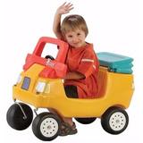 Auto Andador Caminador Niños Buggy Rotoys 1 A 5 Años Baul