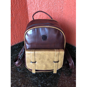 Mochila Bag Café