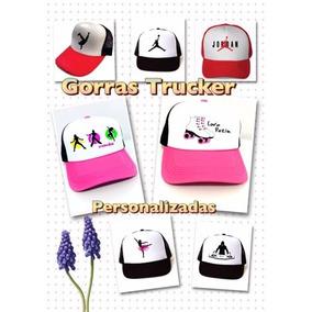 Gorras Fluor Trucker Personalizadas