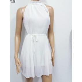 Oferta!!!vestido Corte Ingles Gasa Plizada