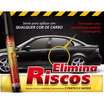 Caneta Tira Riscos Reparador De Pinturas Automotivas