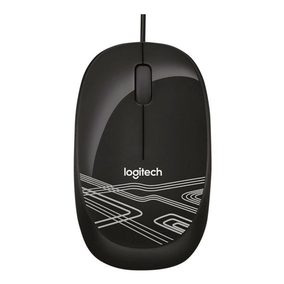 Mouse Logitech M105 Usb Plug And Play Con Cable Pc
