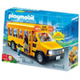 Playmobil Autobus Escolar Con Luz - Tuni 5940