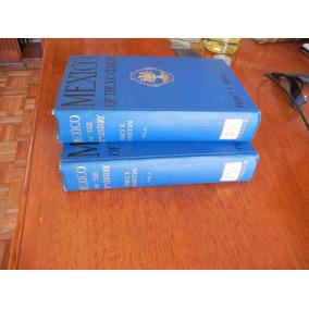 Antiguo Libro En 2 Tomos, México Of The Xx Century 1907