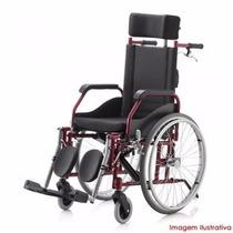 Cadeira De Rodas Fit Reclinável Manual Jaguaribe