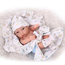 Juguete Sanydoll Realista Renacido Nueva Baby Alive Lavable