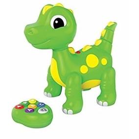 Dinosaurio Bailador Interactivo Del Aprendizaje