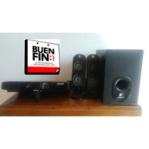 Proyector Epson 1751w + Regalo Home Theater Logitech