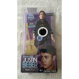 Justin Bieber Muñeco Con Sonido De Colección + Envío Gratis