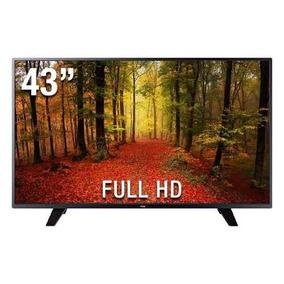 Televisor Aoc Led De 43 Hd Digital - Le43m3370