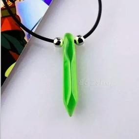 Collar Naruto Hokage Verde