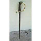 Antigua Espada Recta Napoleonica Principio De Siglo Xix