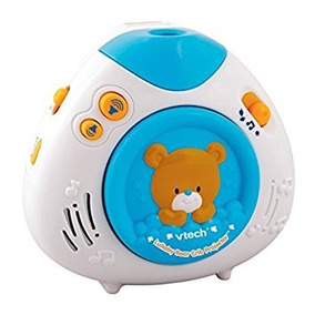 Juguete Vtech Bebé Oso Lullaby Cuna Proyector Por Vtech Beb