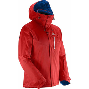 Campera Para Nieve Salomon Impulse Impermeable Termosellada