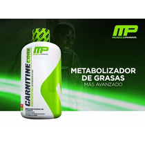 L-carnitina Liquida-musclepharm- 16 Oz( 473ml)-citrus