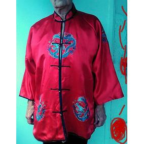 Camisa De Seda China Original