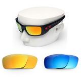 Oowlit Recambio Gafas De Sol Lentes De Oakley Fuel Cell 40a816ee08