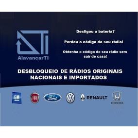 M-code Para O Rádio Do Fiat Grand Siena Continental