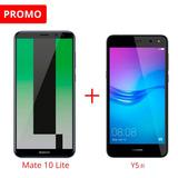 Celular Libre Huawei Mate 10 Lite 64gb + Y5 Iii 2017 Negro