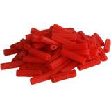 Kit Ramplug + Tornillo 6 X 1 Rojo