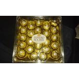 Caja X 24 Unid Ferrero Rocher 300gr (efvo 230) Envio Barato