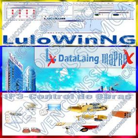 Base-datos Maprex, Lulong, Ip3 Actualzadas Julio 2018