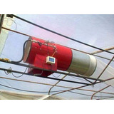 Calefaccion Industrial Turbo Cañon A Gas Natural / Envasado