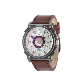 842f5204d71 Relógio Police Pl 13845js 02a Mens Cobra Black Silver Dia - Relógios ...