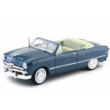 Ford 1949 1/18 Convertible Clasico Maisto $699.00