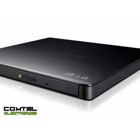 Quemadora Dvd Externa Portátil Lg Gp65nb60 8x Ultra Slim