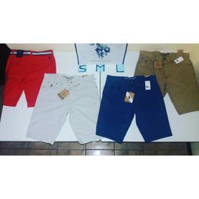 Bermudas Y Pantalonetas Polo Originales Nuevas