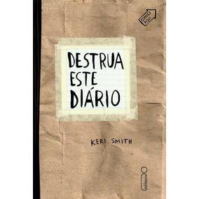 Destrua Este Diario (capa Original)