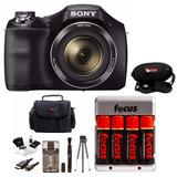 Camara Sony Dsc-h300/bm Semi Pro - 20.1mp Zoom Óptico De 35x