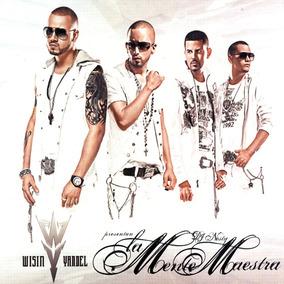 Cd Wisin & Yandel Dj Nesty La Mente Maestra Nuevo Reggaeton