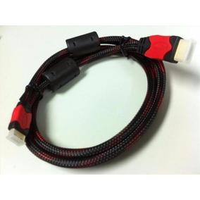 Cable Hdmi 5 Metros Blindado Soporte 3d 4k (4096x2160)