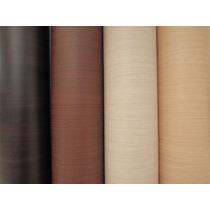 Vinyl Maderas Finas Con Textura Apariencia Real 1.24m X 1m